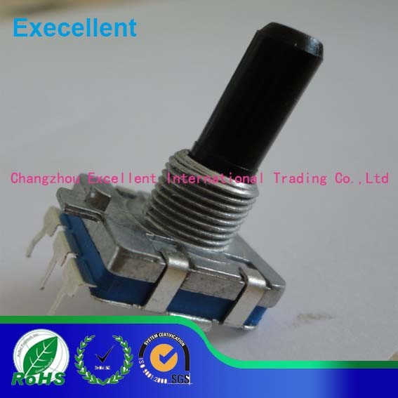 16mm Rotary Encoder Without Push Switch for Induction Cooker