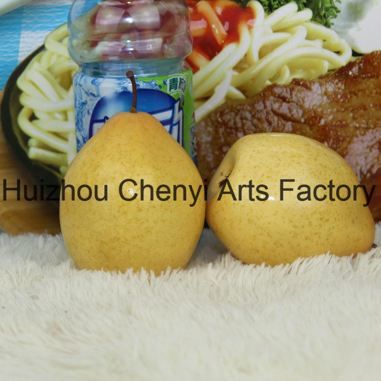 Cheap Sale of Pear Artificial Fruit