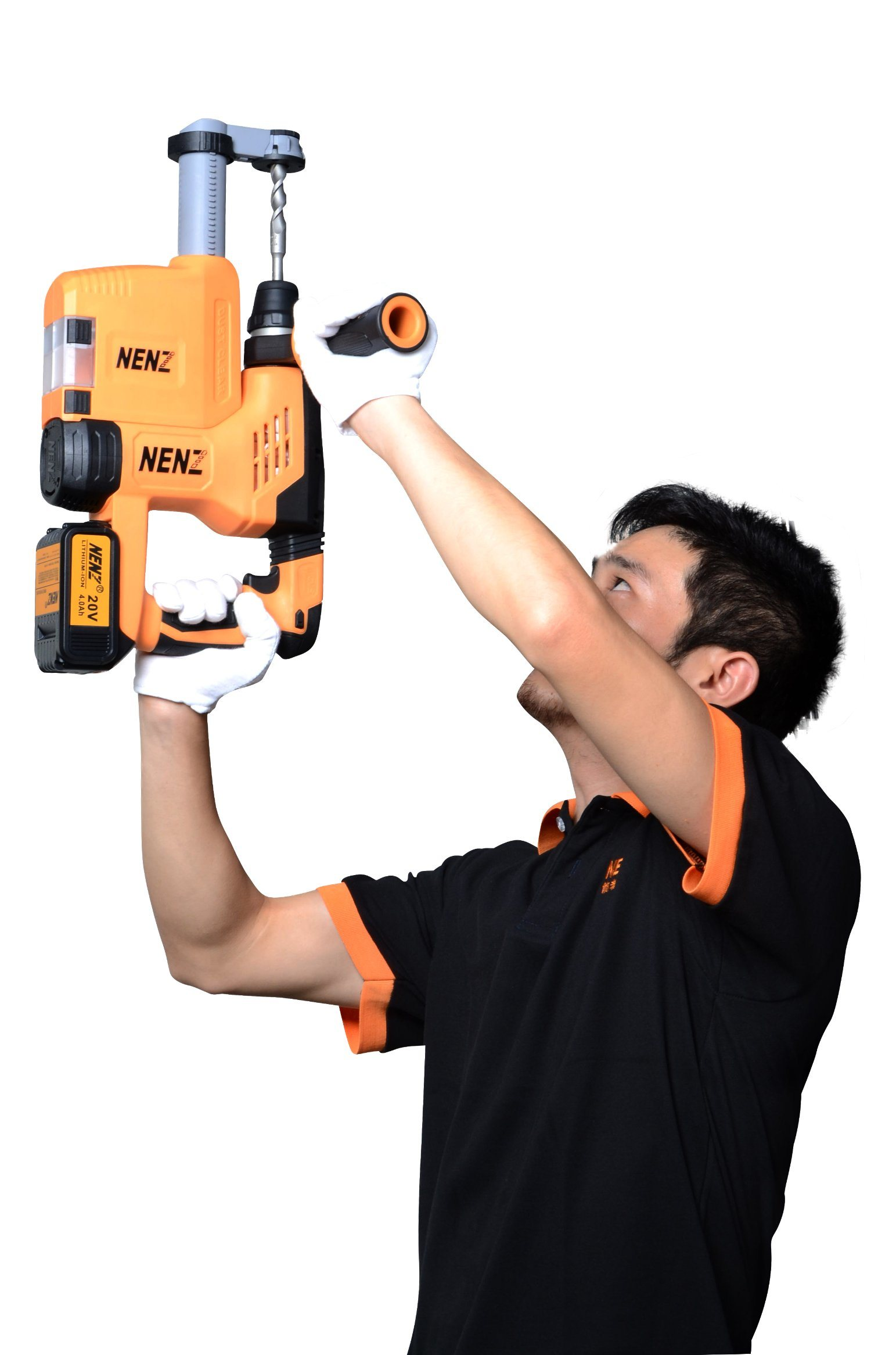 Nenz 600W DC Cordless Electric Tool with Dust Extractor (NZ80-01)