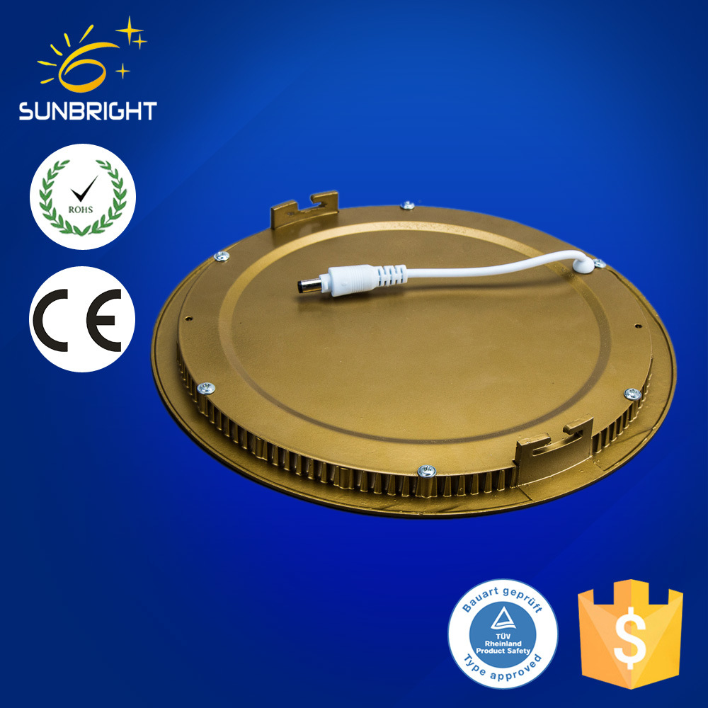 Multi Color LED Recessed Round Ceiling Lighting