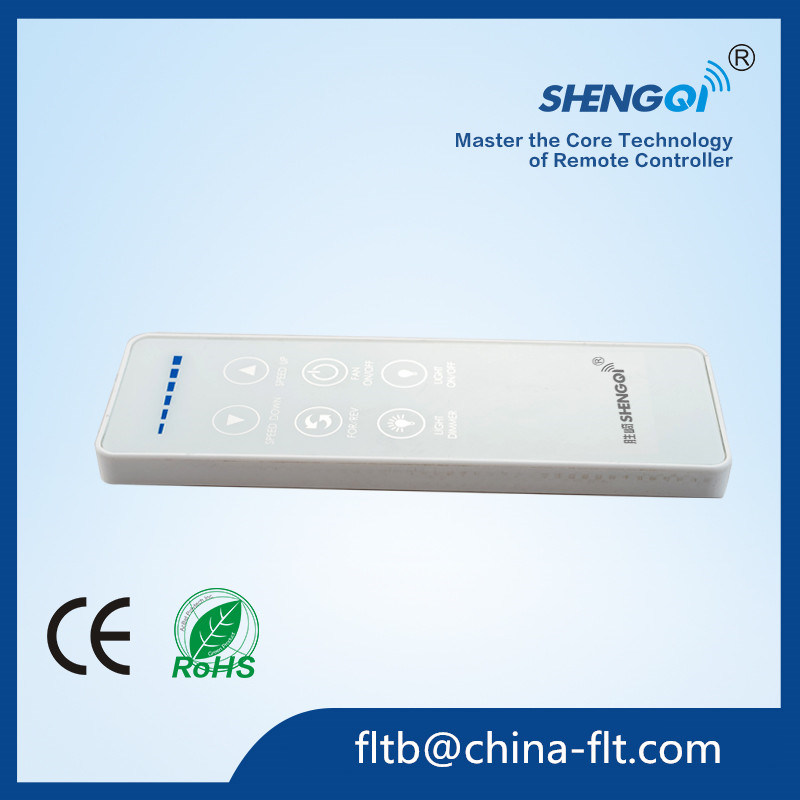 F30 DC RF Fan Lamp Remote Control for Hotel with Ce