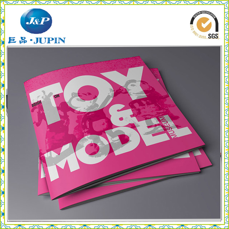 Brochure, Magazine, Book Printing with Glossy Paper (MP-007)