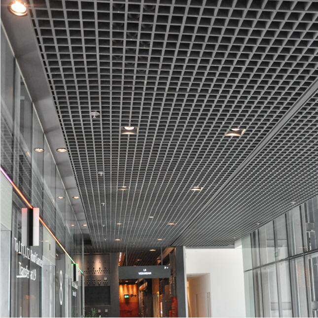 Aluminum Open Cell Ceiling Factory Price