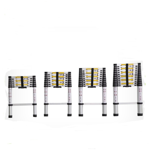 Expert Manufacturer Telescopic Ladder with 3.8m