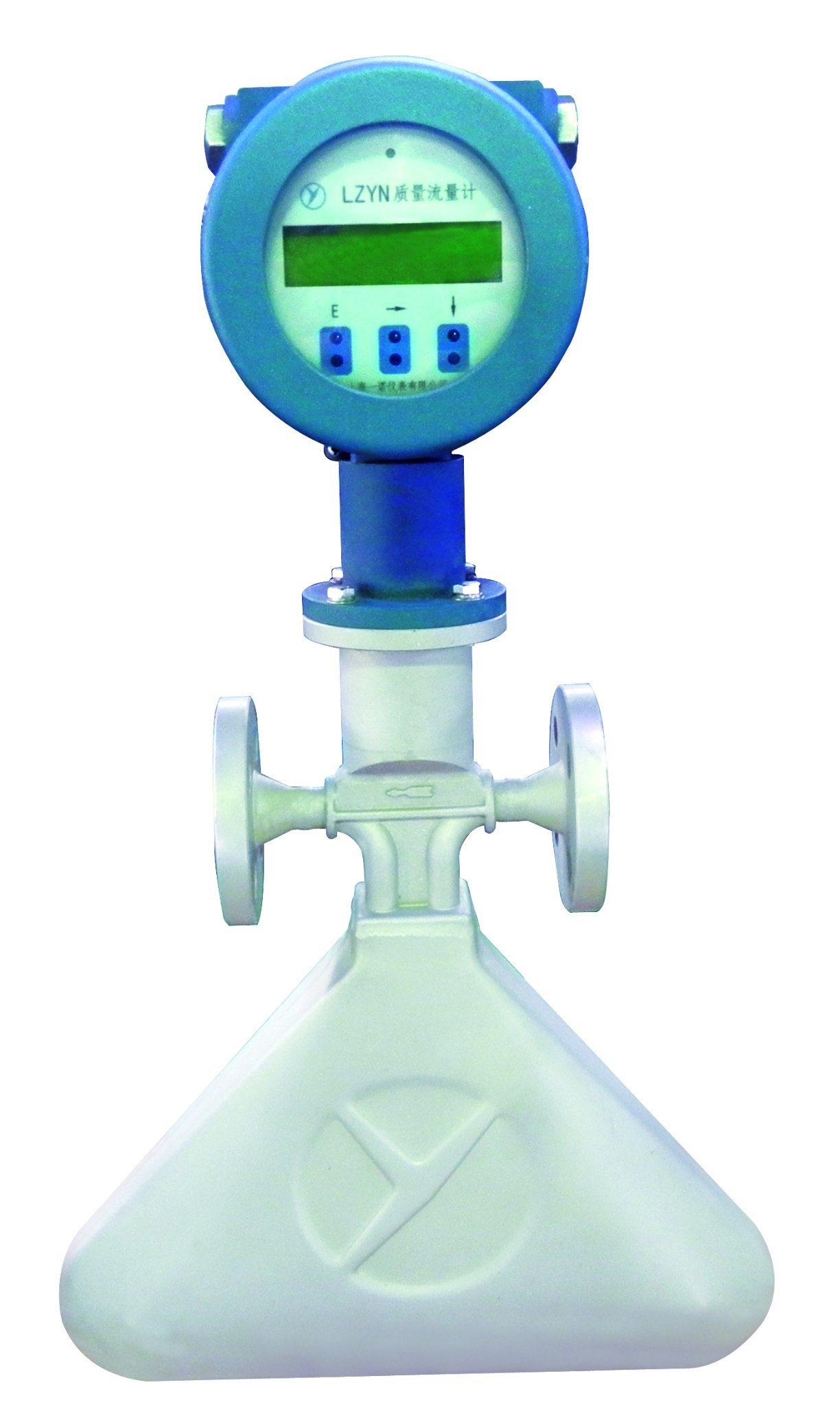 Temperature Sensor Lzyn Coriolis Mass Flowmeter