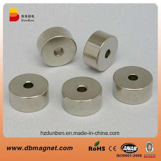Sintered Rare Earth Ring Neodymium Iron Boron Magnet