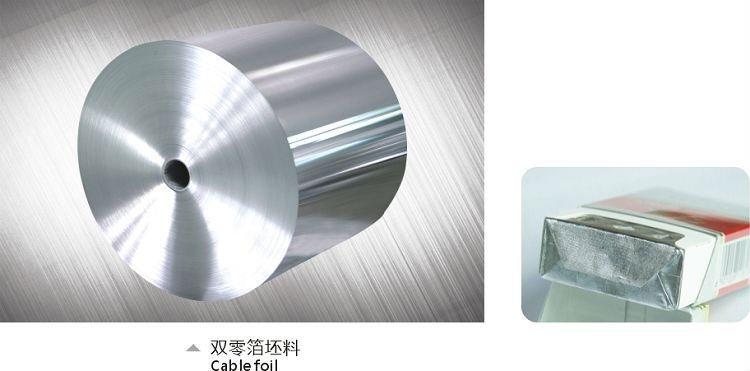 Aluminum Cigarette Foil
