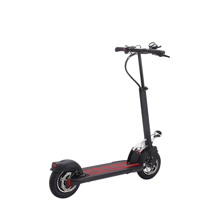 Hot Selling and Durable Two Wheel Quick Electric Skateboard with Seat