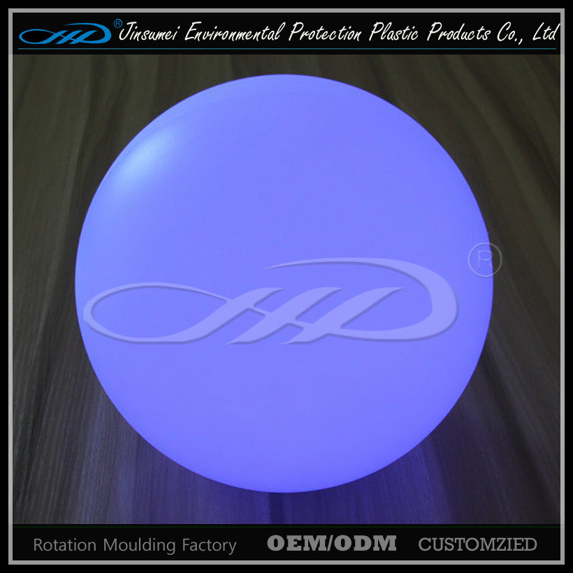 Plastic Modern LED Lighting Decoration Ball