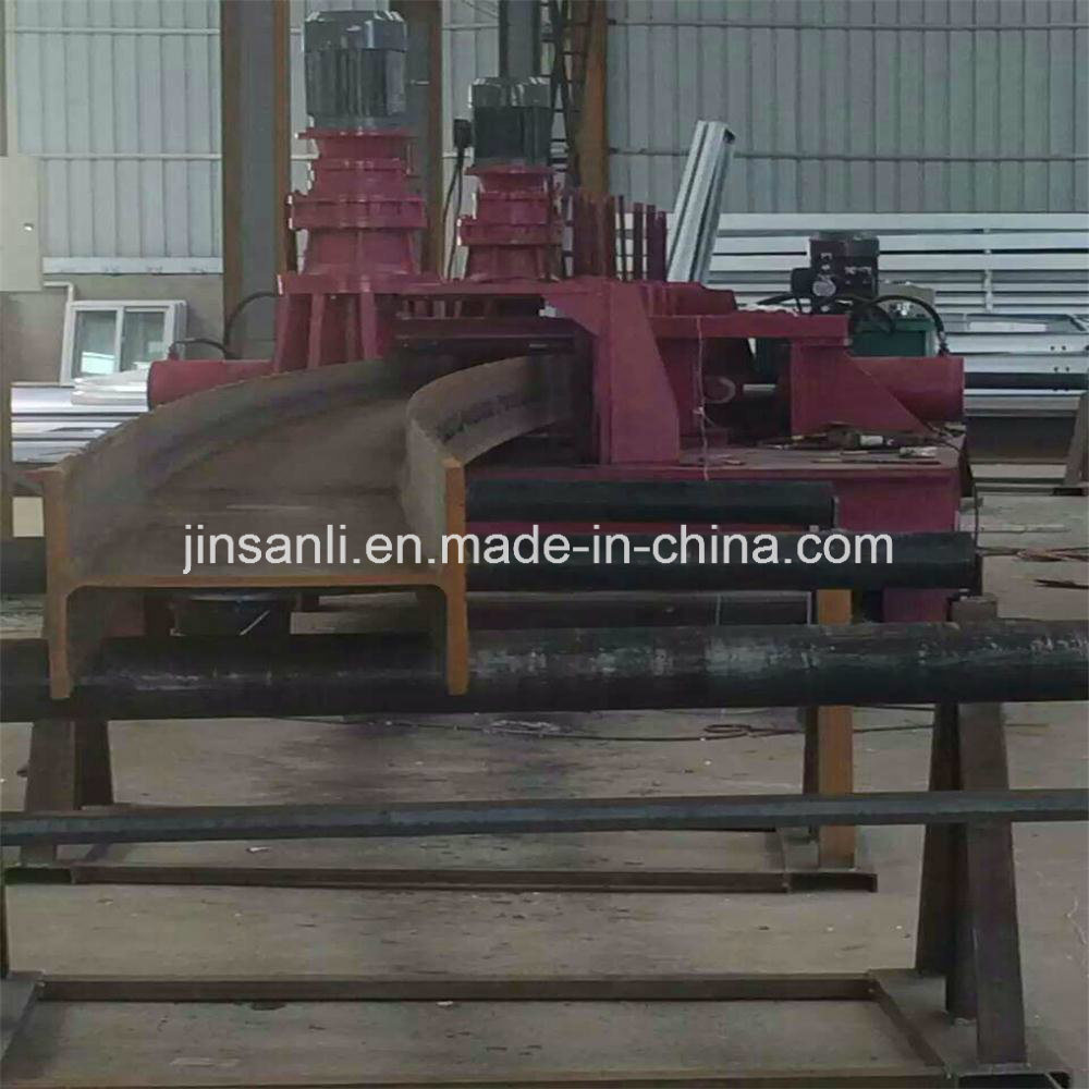 Jsl Section Steel Bending Equipment for Big Size H/I Beam
