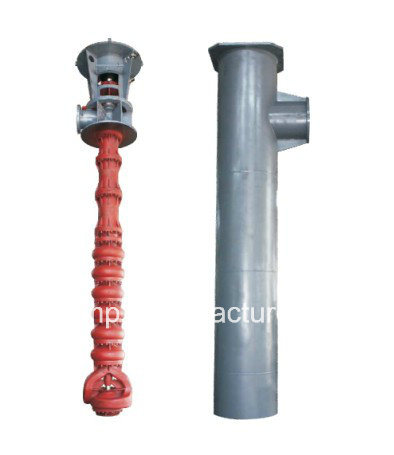 Vertical Multistage Vertical Condensate Pump