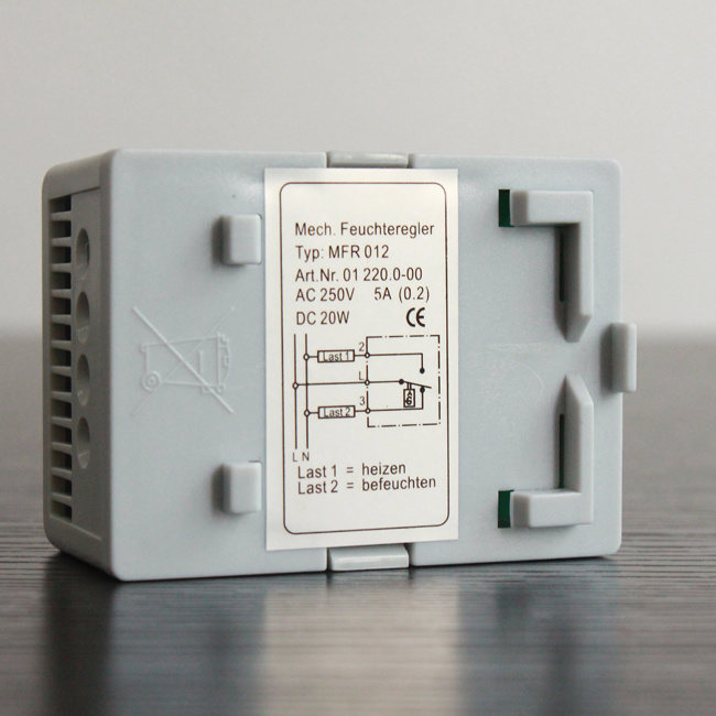 Mechanical Cabinet Hygrostat Thermostat Humidity Controller Mfr012