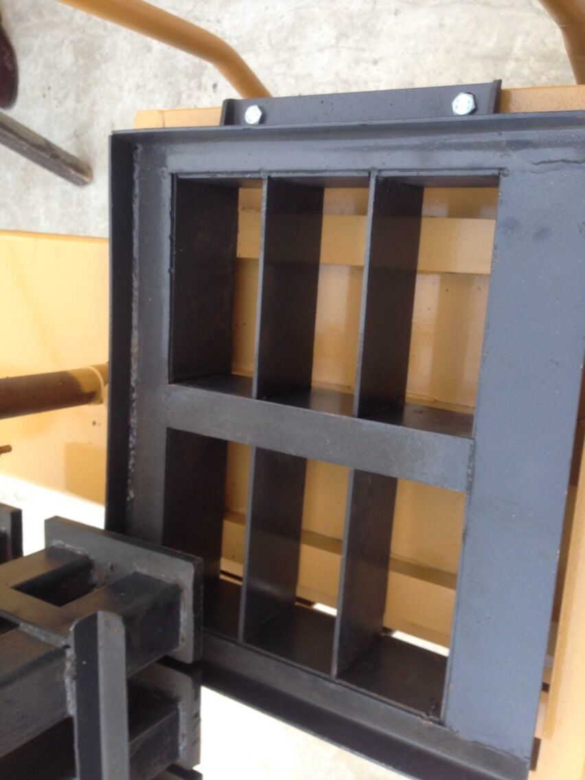 Smallconcrete Block Making Machine