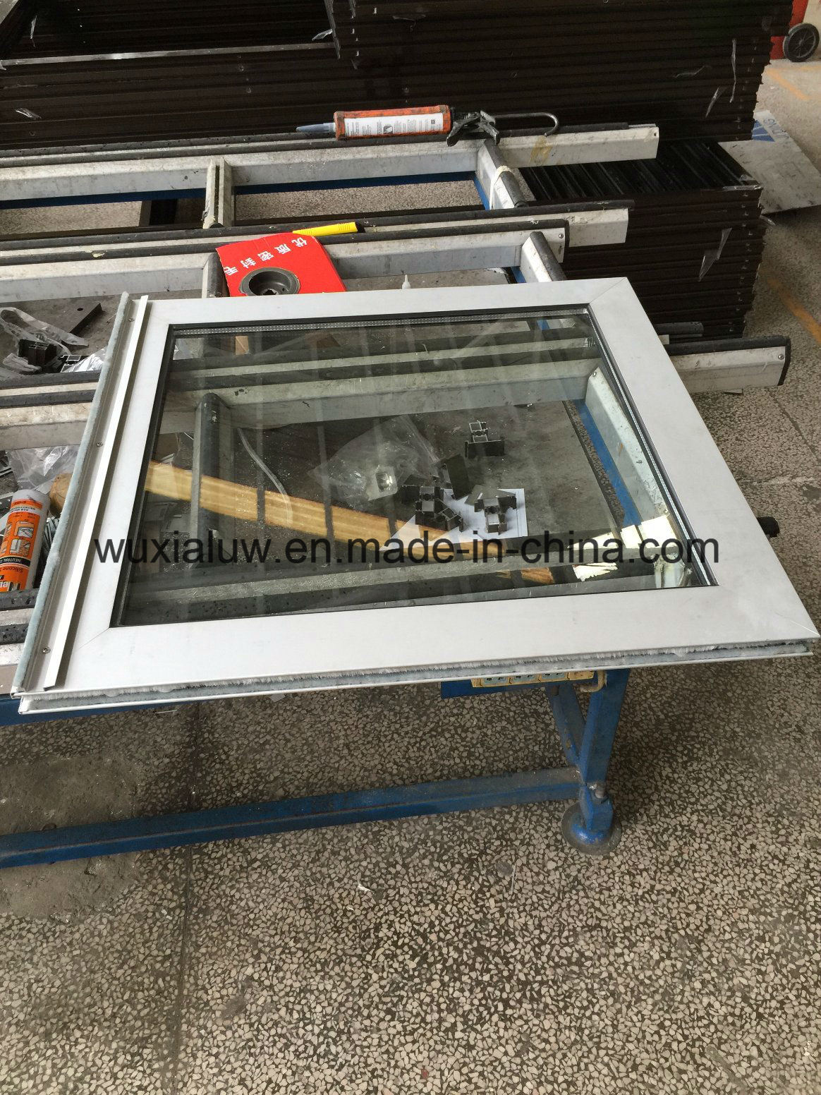 Slide Aluminum Window