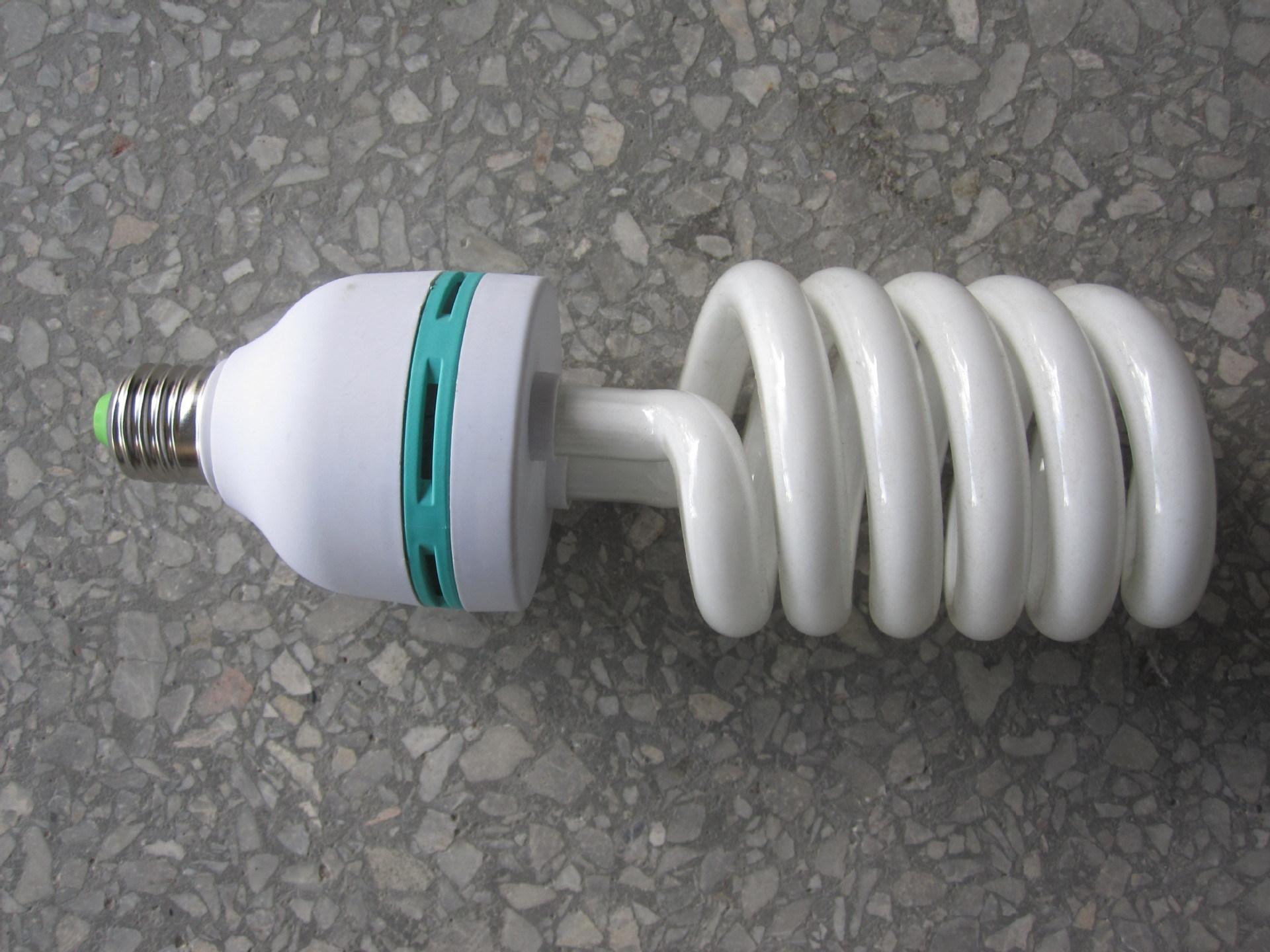 High Quanlity High Wattage Half Spiral Energy Saving Lamps