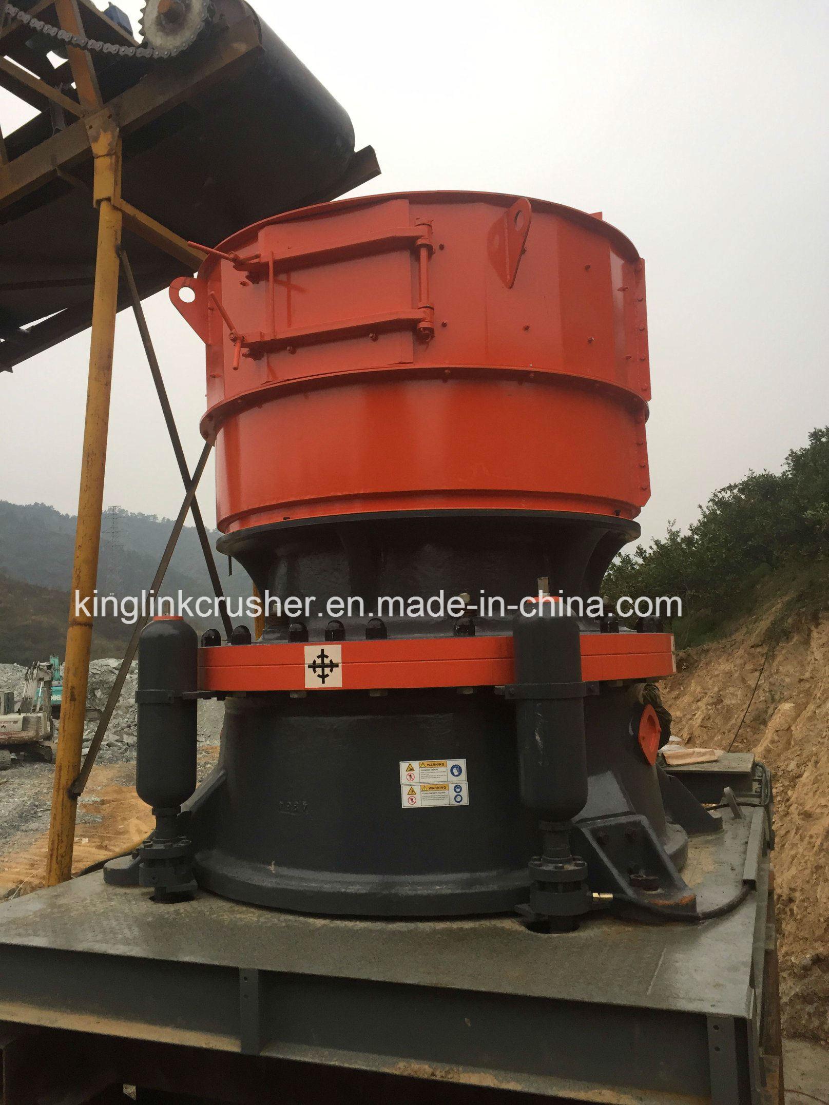 Sandvik Type CH CS Series Single Cylinder Hydraulic Cone Crusher