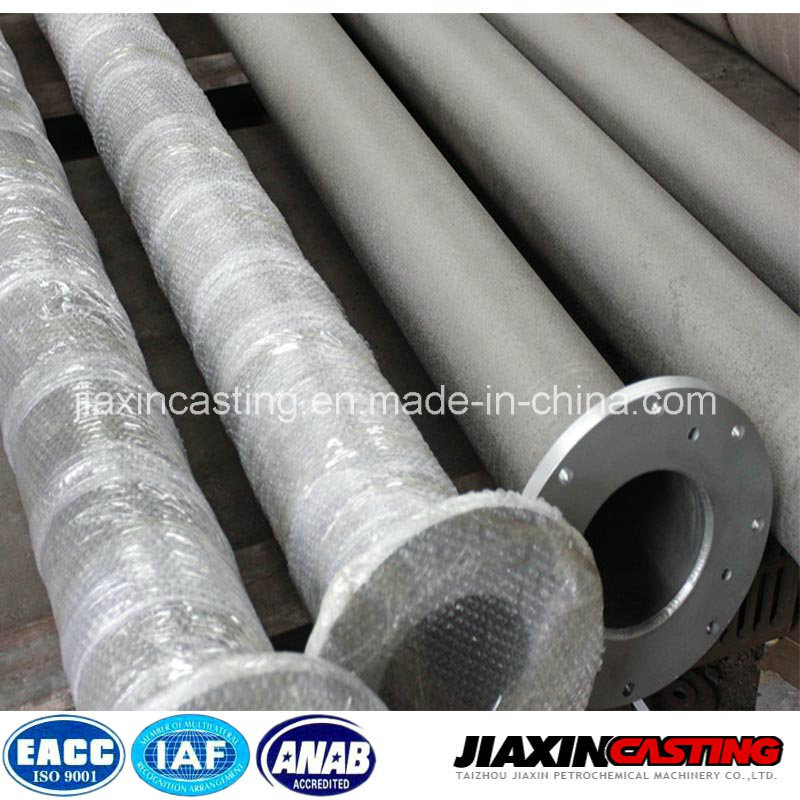 Top Quality of Radiant Tubes for Heat Treatment Furnace