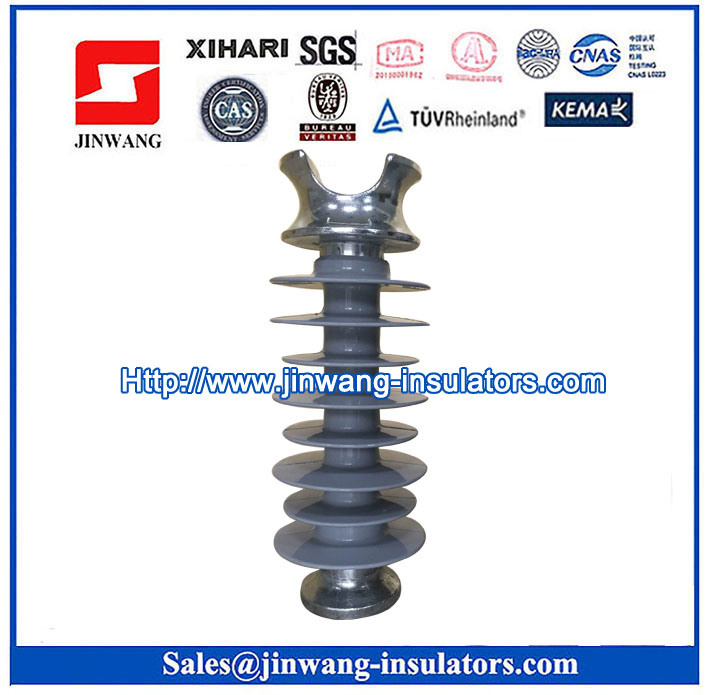 ANSI 24kv Composite Polymer Pin Insulator