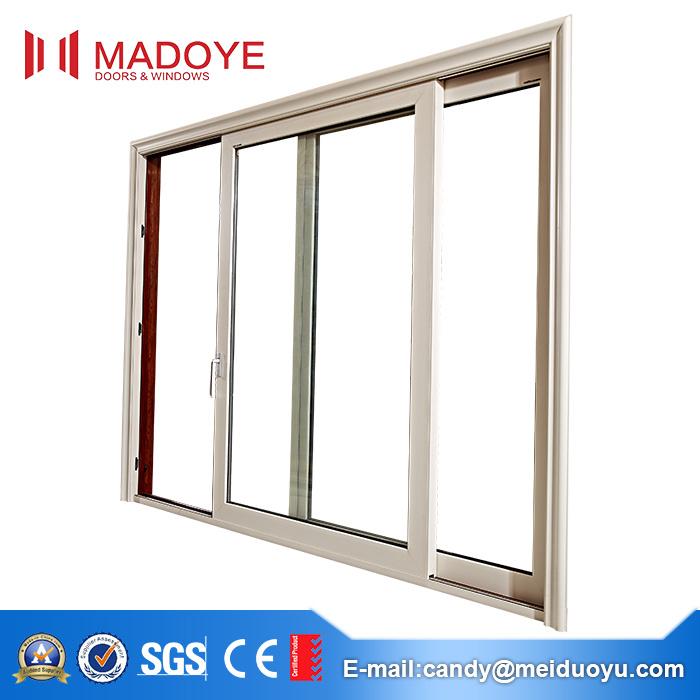 Sturdy Aluminum Frame Sliding Glass Door