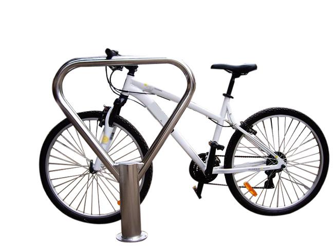 Bollards Bike Parking Rack