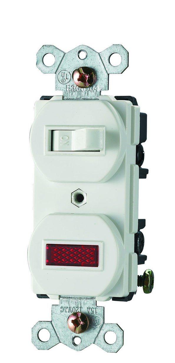 Single Pole Switch with Pilot Light