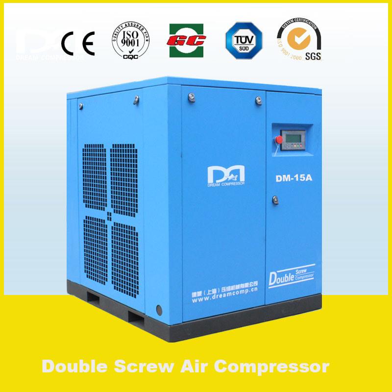 Air Double Screw Compressor /Belt Rotary Air Compressor (DM A Series)
