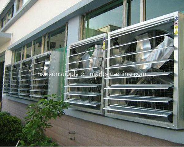 Ventilation Exhaust Fan Big Air Volume Energy-Saving Fan Shoes Factory Fan