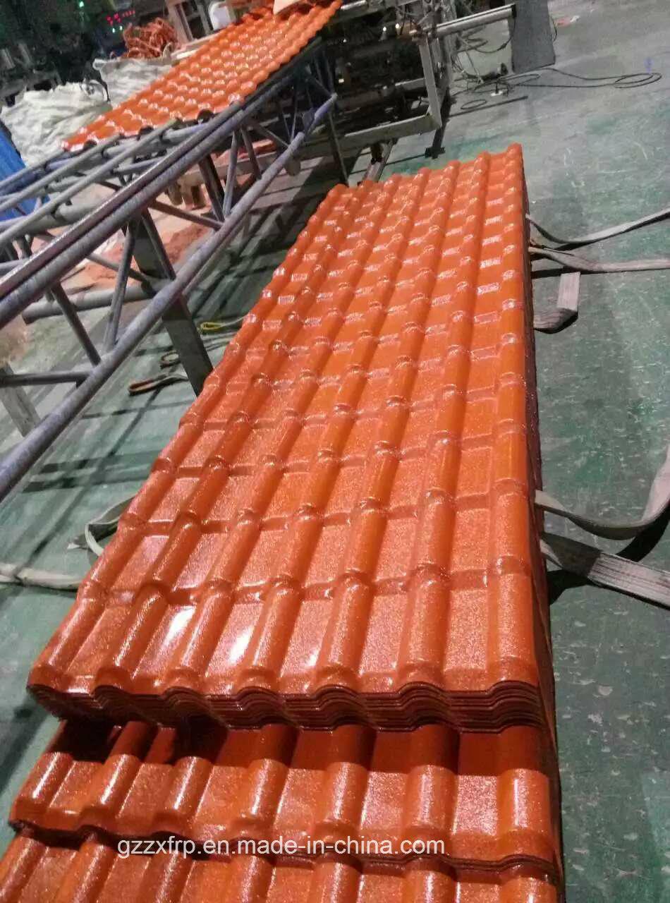 FRP/Fiberglass Roofing Tiles