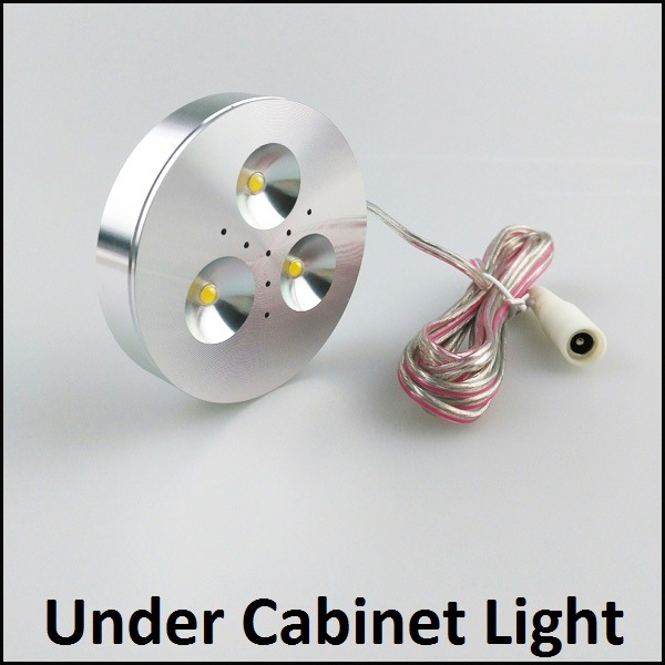 3 Watt Under Cabinet Light