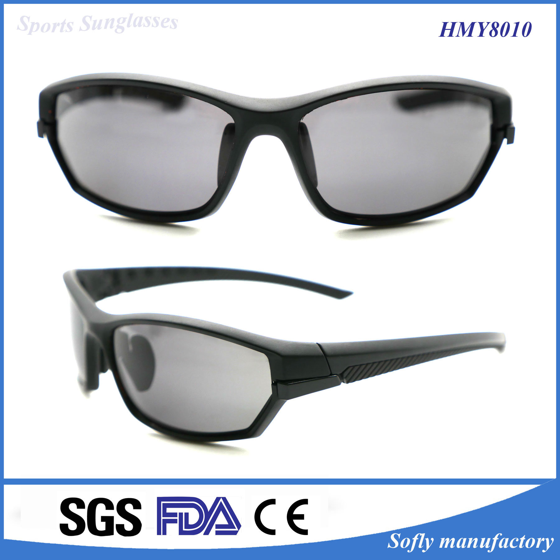 2015 New Hight Quality Latest Design Wholesale Sport Sunglasses