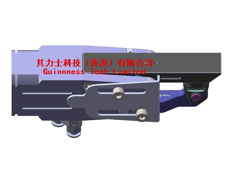 Intelligent Manipulator Modulization Gripper Arm