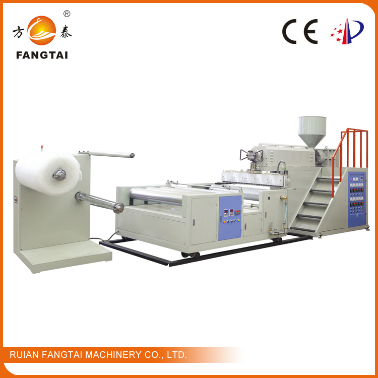 Double Layer Air Bubble Film Making Machine (FTPE-1200) Ce Certification