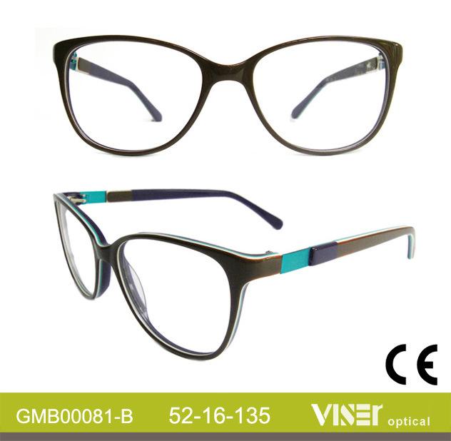 High Quality Acetate Optical Frames (81-A)