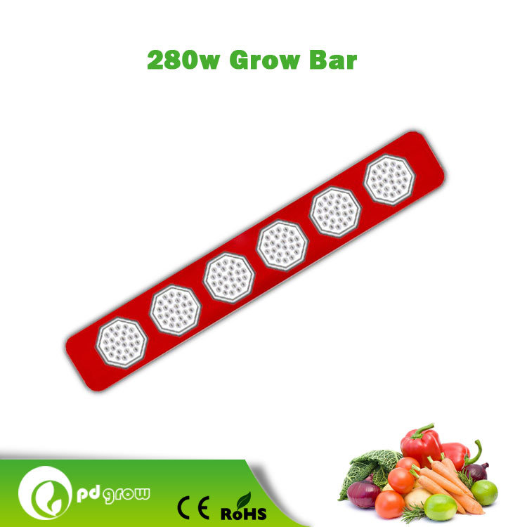 Grow Bar-280W 2014 Best 600W 400W 300W 120W Full Spectrum LED Grow Light in China