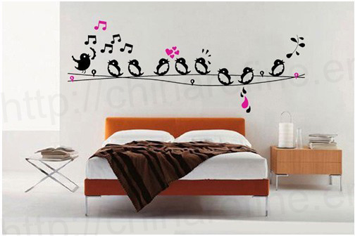Wall Decals Stickers (WS016)
