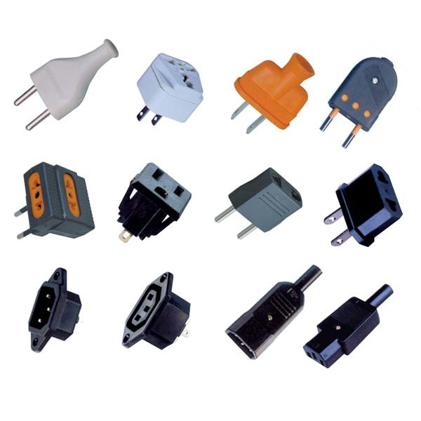 Power Connector/Power Jack/Travel Converter Adaptor/ AC Power Plug