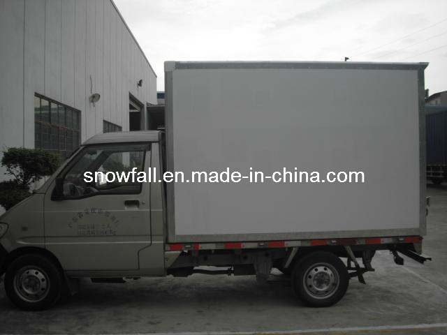 Insulated / Dry Freight Truck Body (FRP Honeycomb Sandwich Panel)
