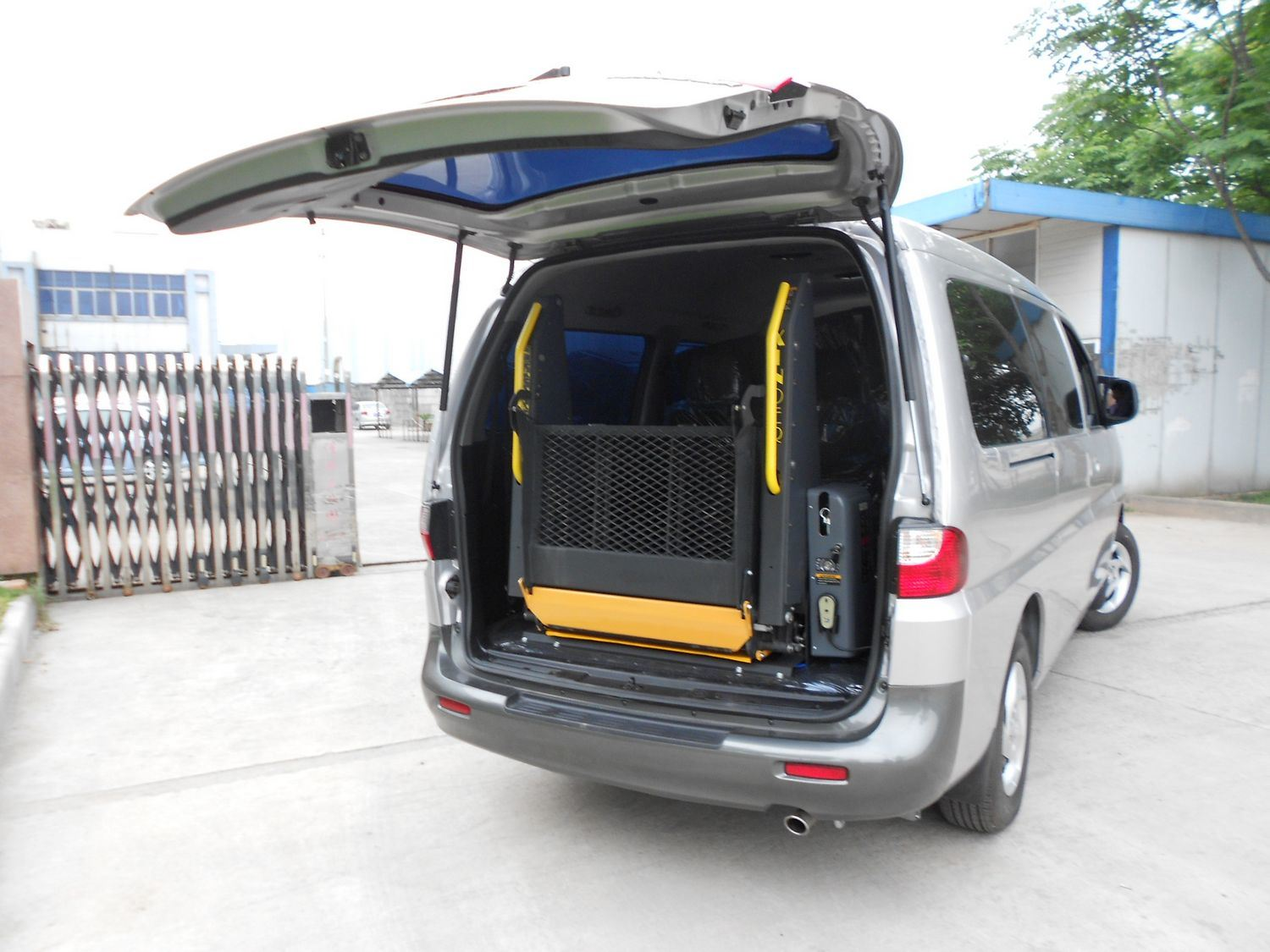 Hydraulic Wheelchair Lifts For Vans : China ce hydraulic wheelchair lift for van photos