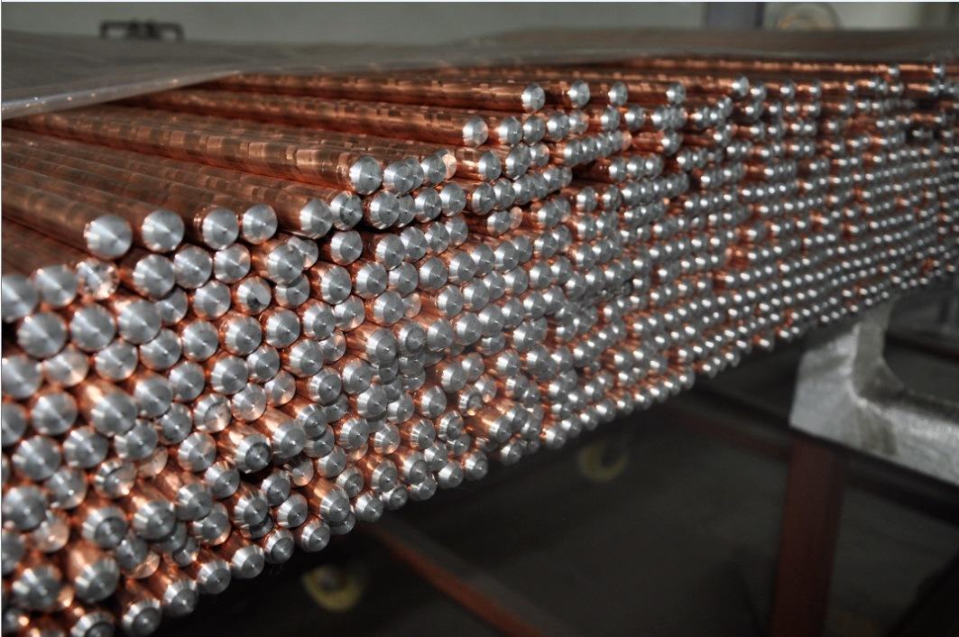 Copper Coated Earth Rod