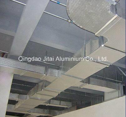 Corrugated Aluminum Foil