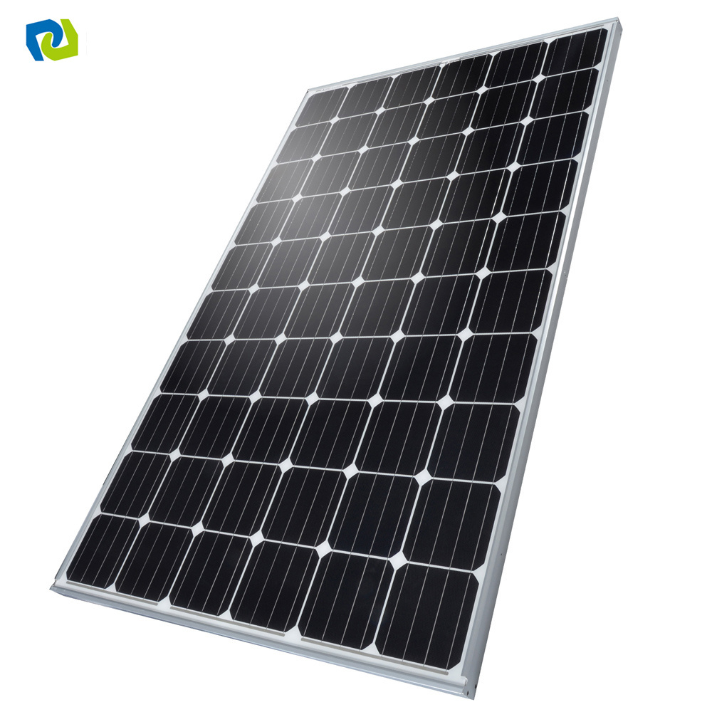 250W PV Renewable Energy Power Monocrystalline Module Solar Panel