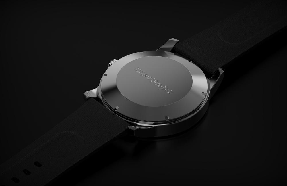 IP68 35m Real Waterproof Bluetooth Quartz Smart Watch