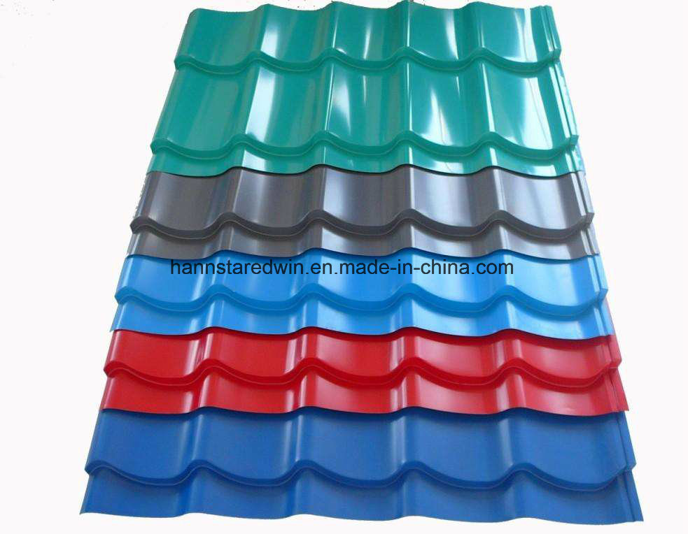 Prepainted or Color Coated Steel Coil PPGI or PPGL Color Coated Galvanized Steel