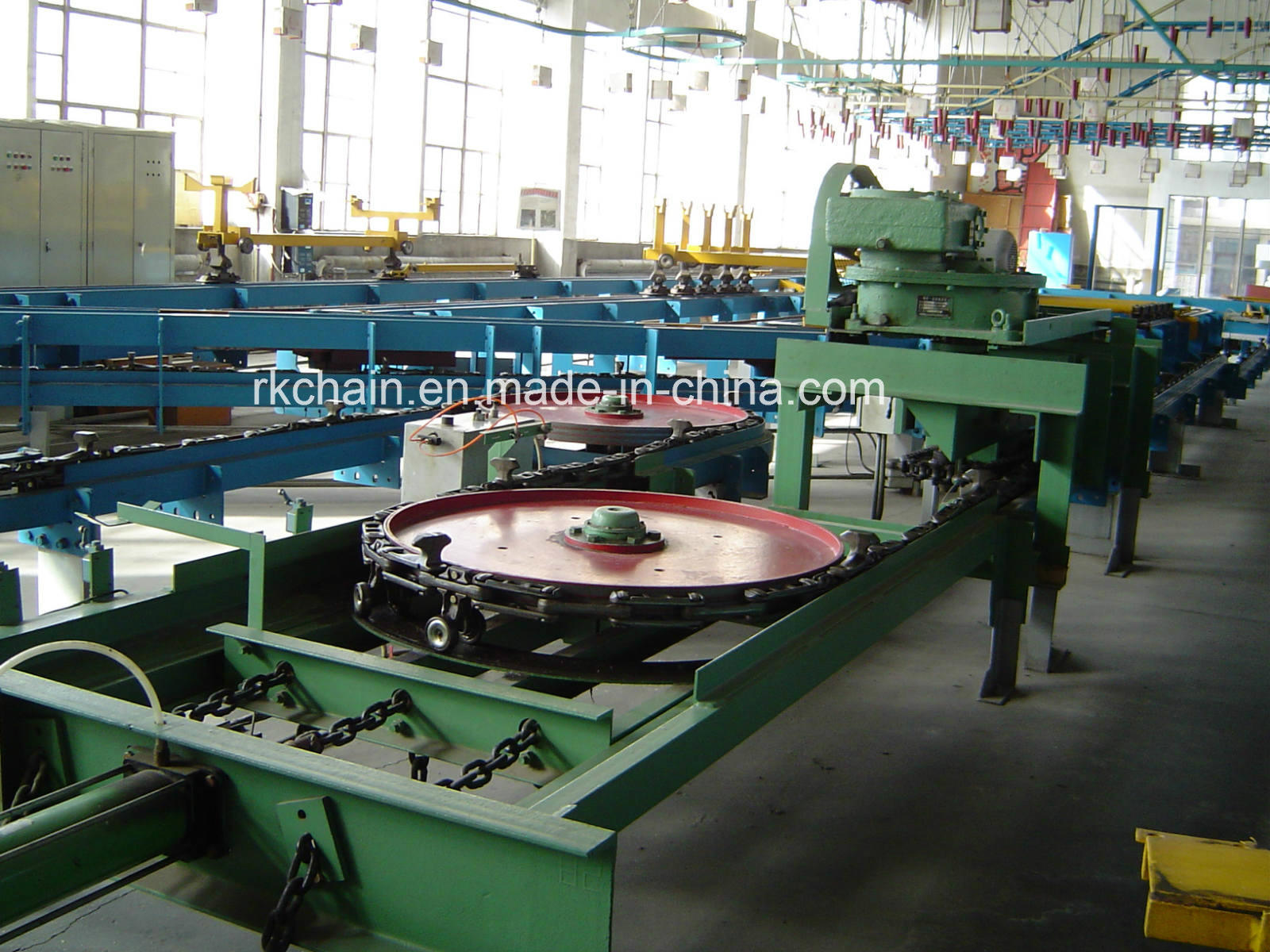 """(3""""4""""6"""") Chain Conveyor for Overhead Conveyor System"""