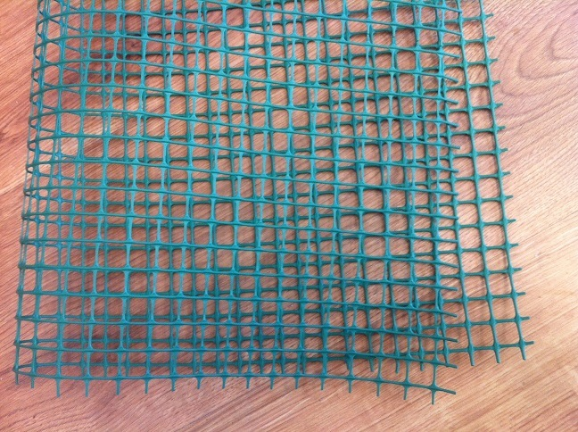 Square Hole Size Plastic Mesh