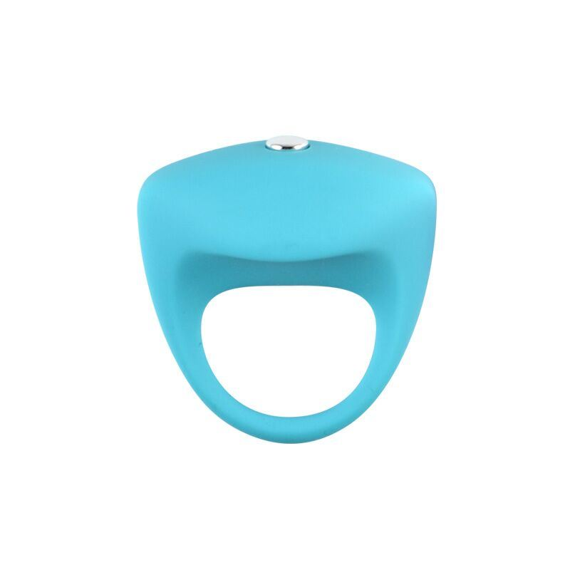 Low Price Fashionale Design Silicone Vibrating Cock Ring for Couple Sex