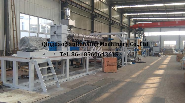 Tpo Self-Adhered Waterproof Membrane Full Set Production Line