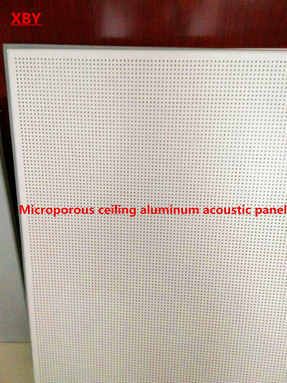 Microporous Ceiling Aluminum Acoustic Panel Decoration Ceiling Panel