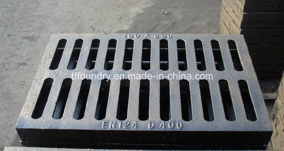 Different Sizes Square Frame Ductile Cast Iron Tree Gratings