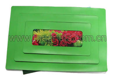Chinese Promotional Magnetic Photo Frame